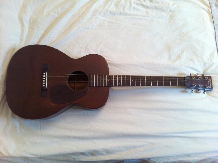 guitare folk lectro acoustique martin 017 vendre. Black Bedroom Furniture Sets. Home Design Ideas