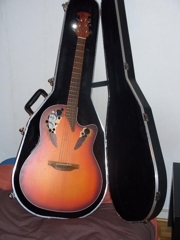 ovation guitare celebrity en vente | eBay