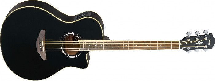 guitare folk lectro acoustique yamaha apx vendre. Black Bedroom Furniture Sets. Home Design Ideas