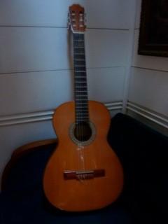guitare classique andaluza