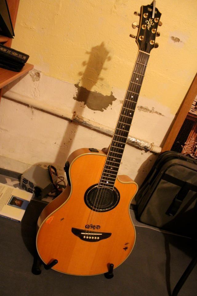 Guitarra Yamaha Apx Na