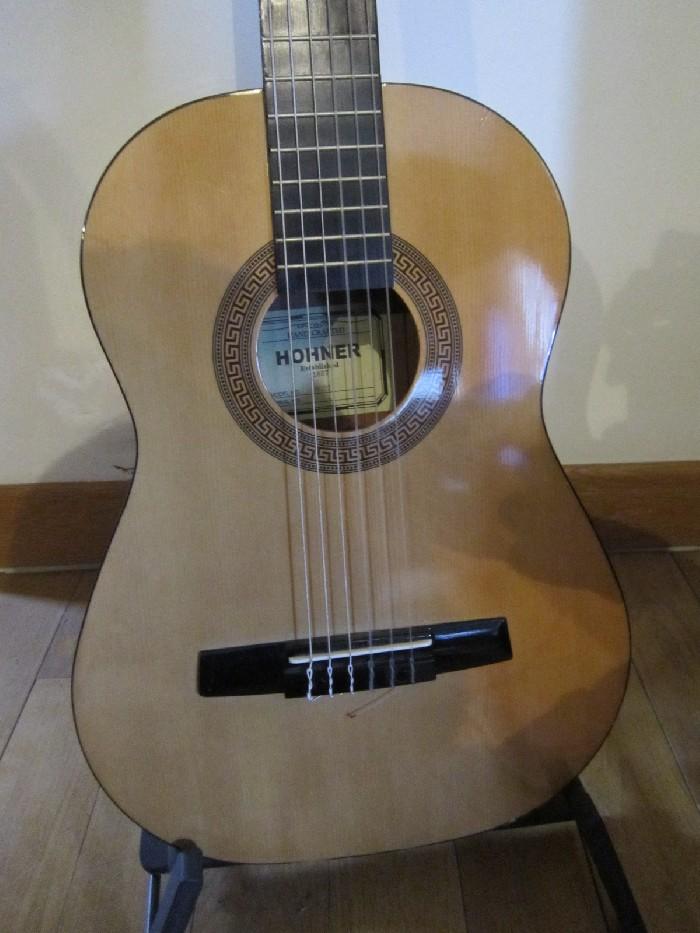 guitare classique hofner