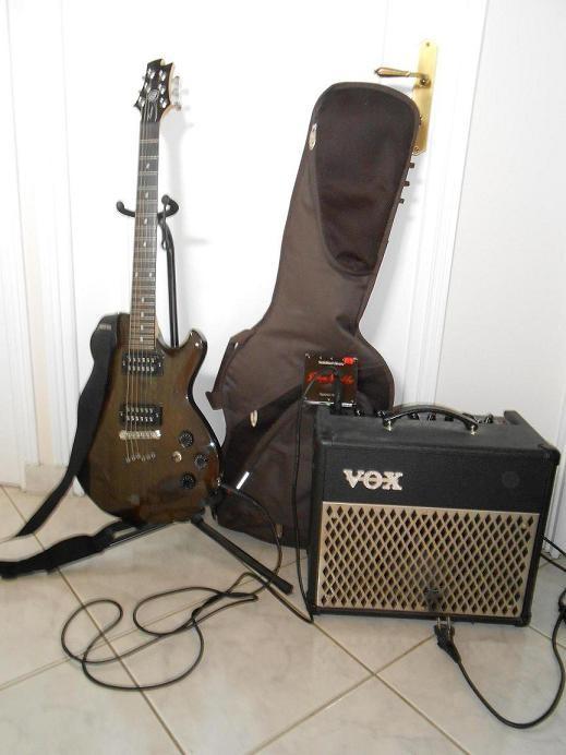 guitare electrique cort z42