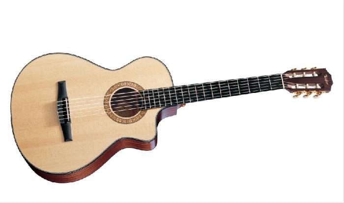 guitare lectro classique taylor ns32ce vendre. Black Bedroom Furniture Sets. Home Design Ideas