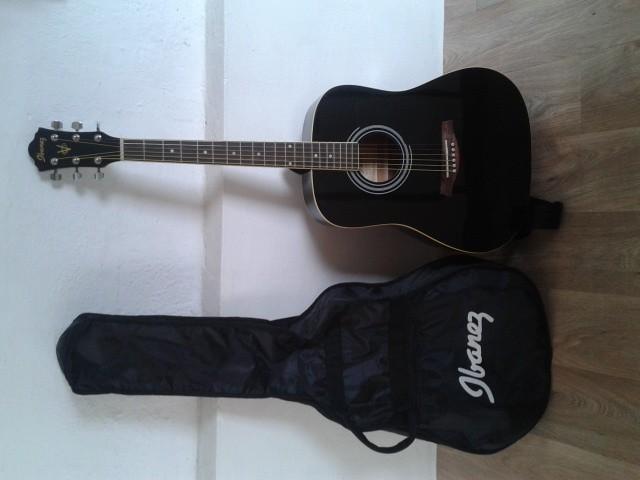 guitare acoustique ibanez occasion