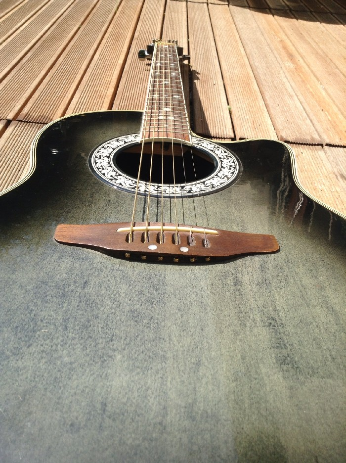 Ovation Celebrity | Guitars And Amps At Hermies | Ovation ...