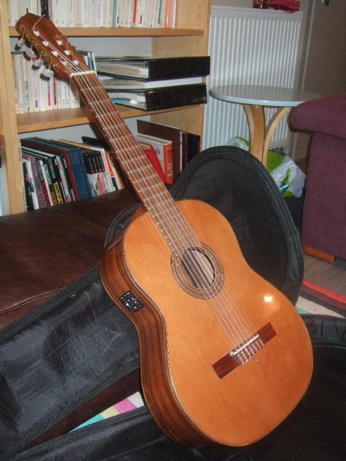 guitare classique bresilienne