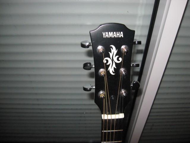 Guitare folk électro-acoustique Yamaha APX-5A à vendre