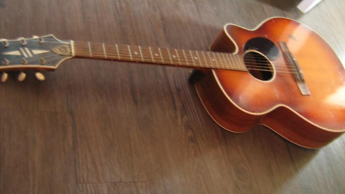 guitare folk acoustique framus vendre. Black Bedroom Furniture Sets. Home Design Ideas