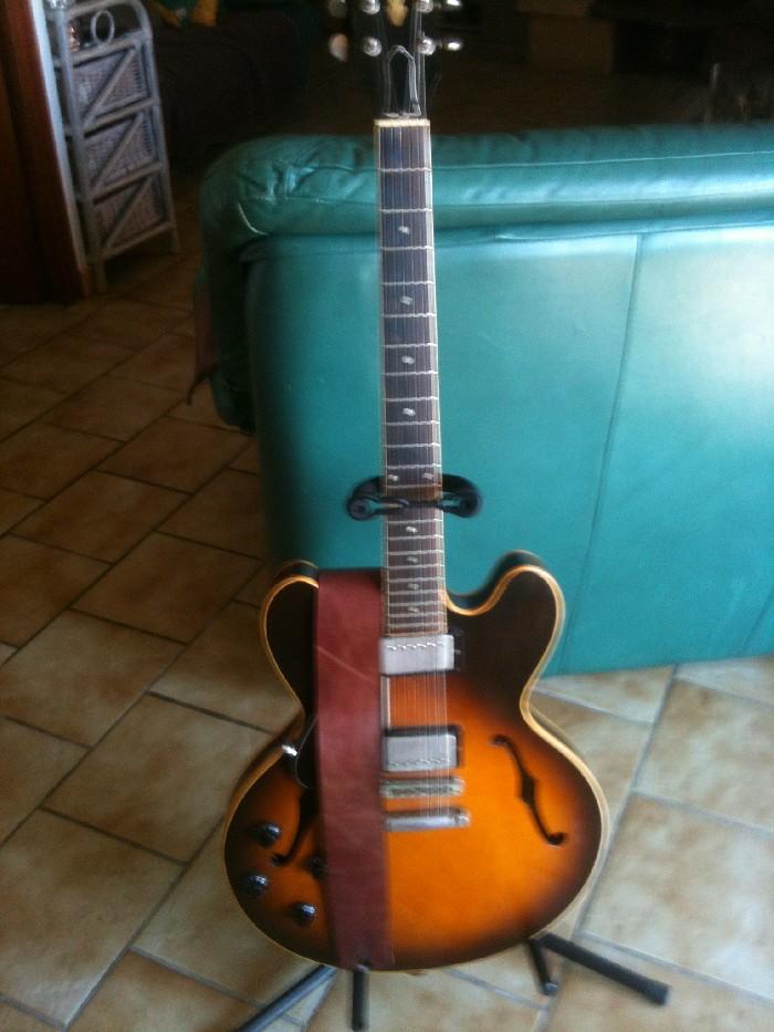 guitare gaucher occasion belgique
