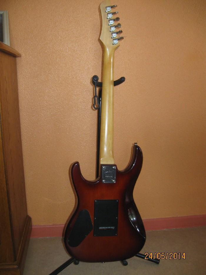guitare electrique vantage