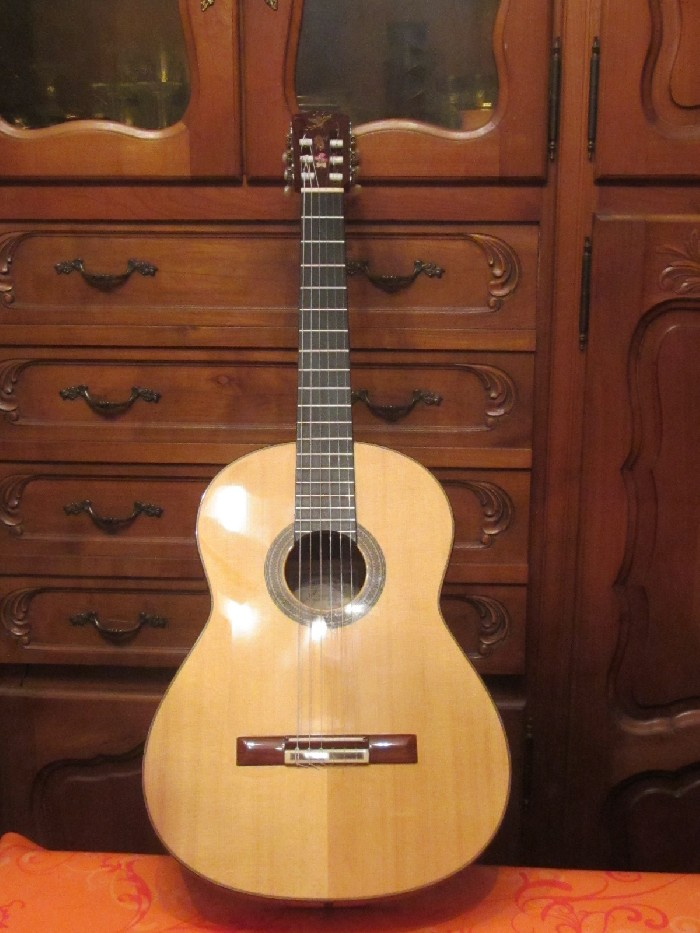 guitare classique eduardo ferrer granada vendre. Black Bedroom Furniture Sets. Home Design Ideas