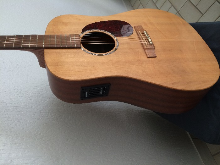 guitare folk lectro acoustique martin dx1 vendre. Black Bedroom Furniture Sets. Home Design Ideas