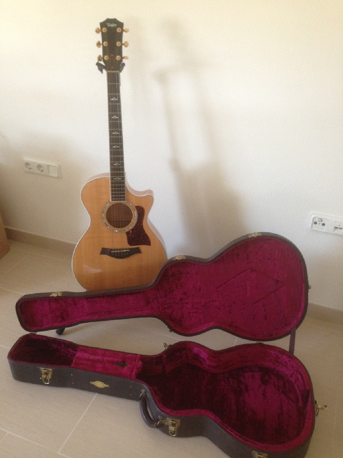 guitare folk acoustique taylor 612c vendre. Black Bedroom Furniture Sets. Home Design Ideas