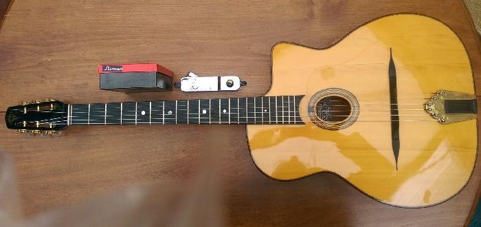 guitare dupont