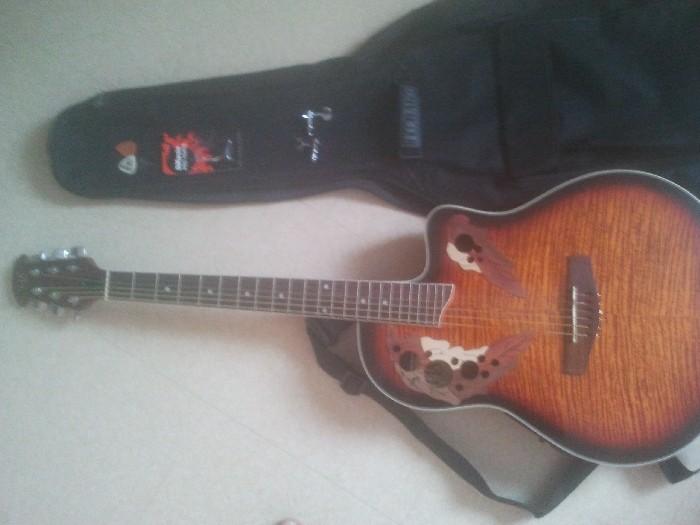 guitare acoustique ws