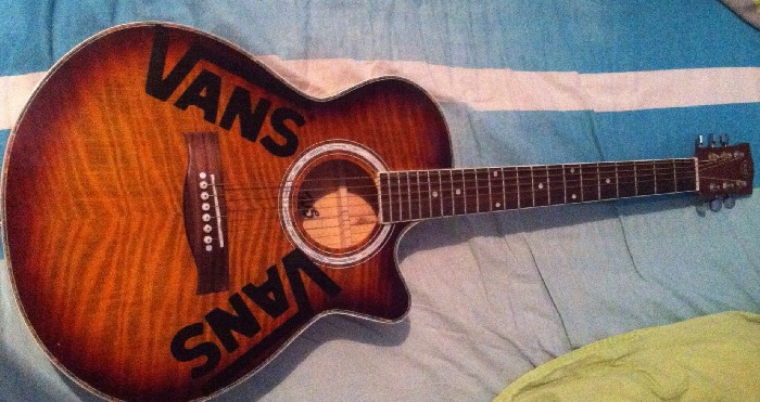 guitare acoustique will sound