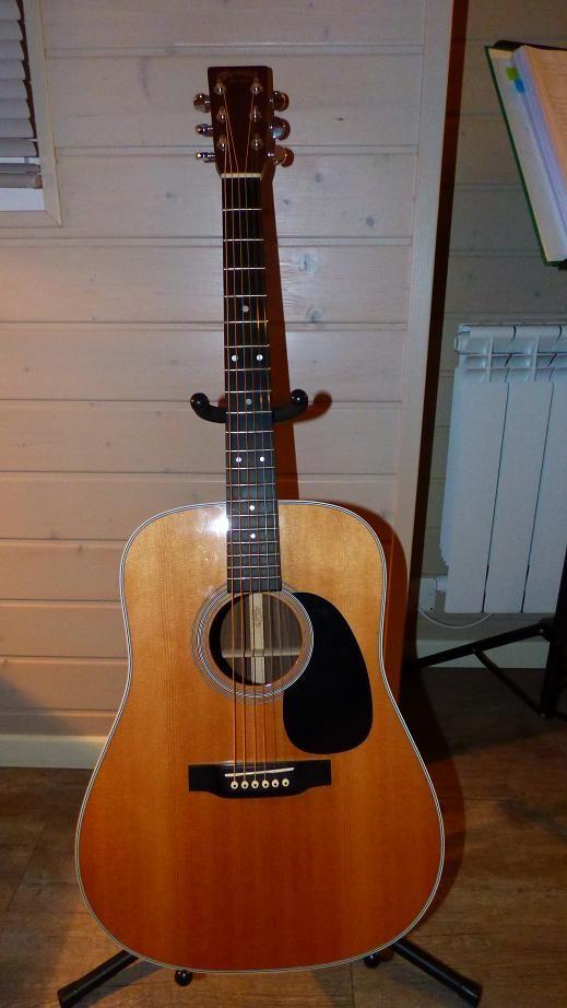 guitare folk lectro acoustique martin d28 vendre. Black Bedroom Furniture Sets. Home Design Ideas