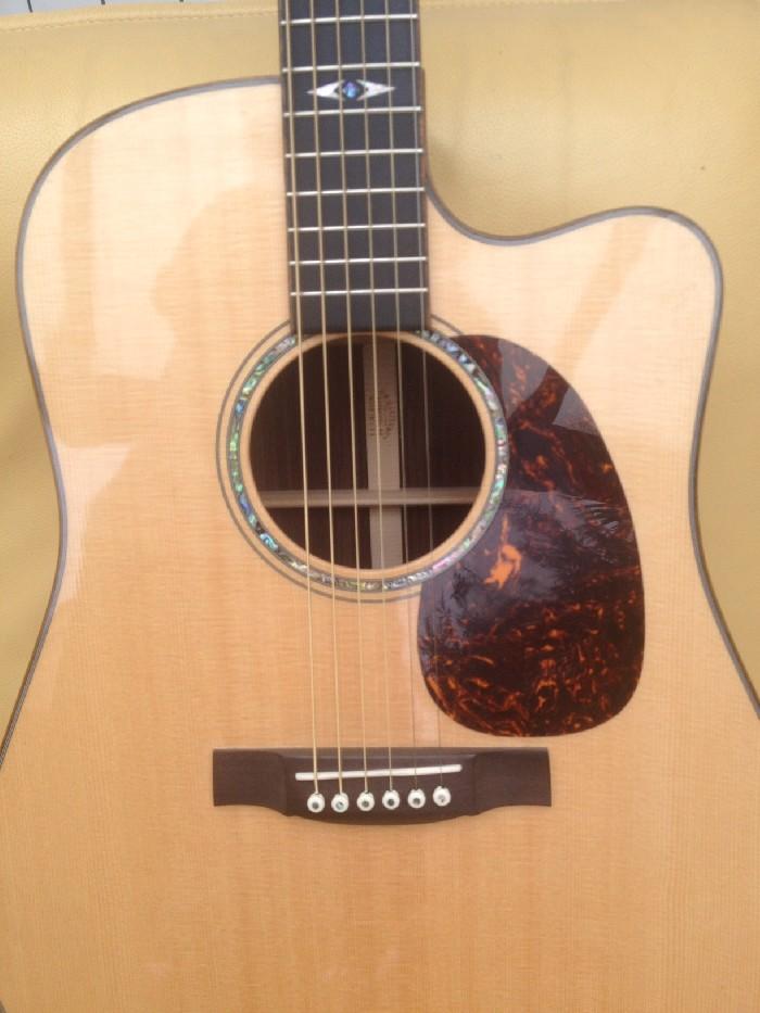 guitare folk lectro acoustique martin dcpa1 vendre. Black Bedroom Furniture Sets. Home Design Ideas