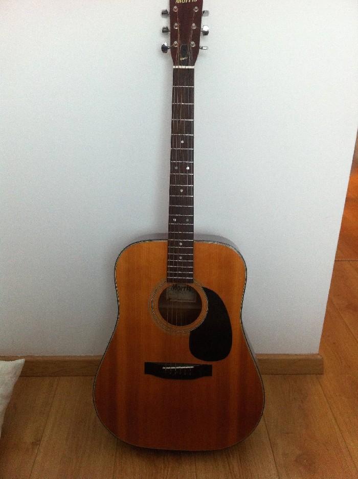 guitare classique morris