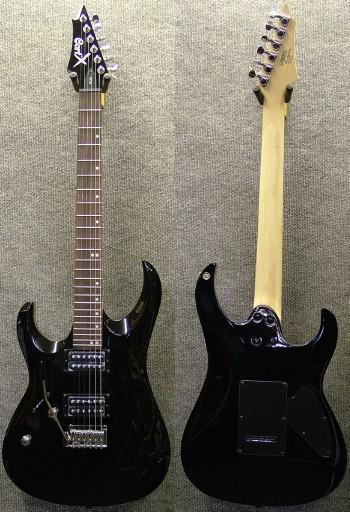 guitare electrique cort x2