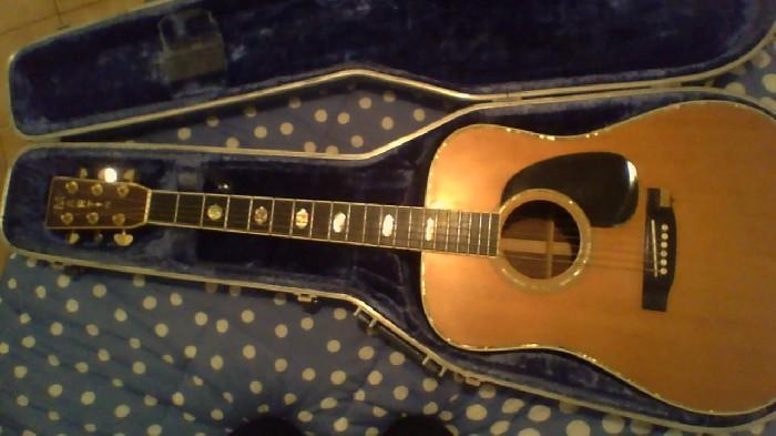 guitare folk lectro acoustique martin d45 vendre. Black Bedroom Furniture Sets. Home Design Ideas