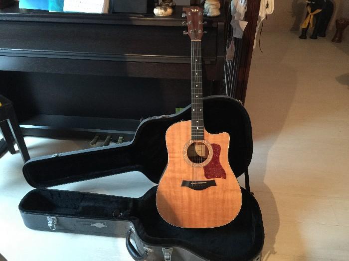 guitare folk lectro acoustique taylor 310ce vendre. Black Bedroom Furniture Sets. Home Design Ideas