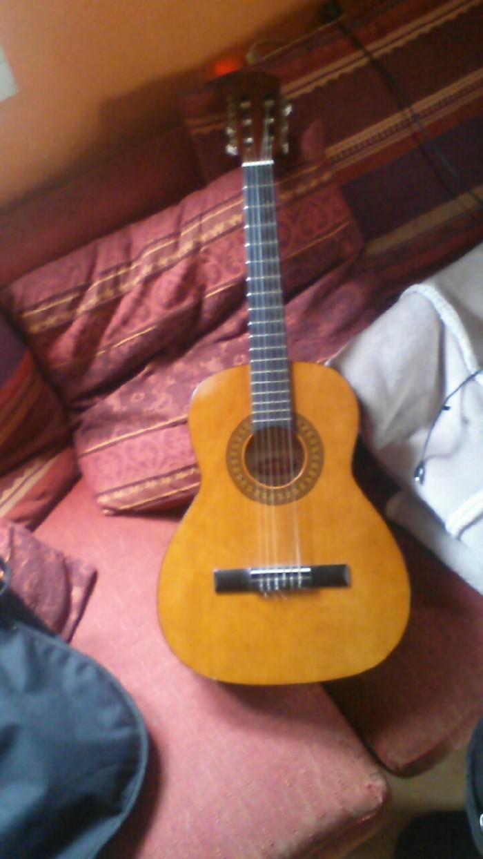 guitare classique handmade classic guitar c536 vendre. Black Bedroom Furniture Sets. Home Design Ideas