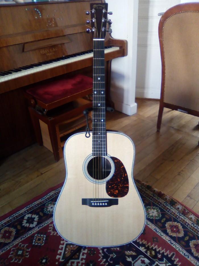 guitare folk acoustique martin hd 28 vendre. Black Bedroom Furniture Sets. Home Design Ideas