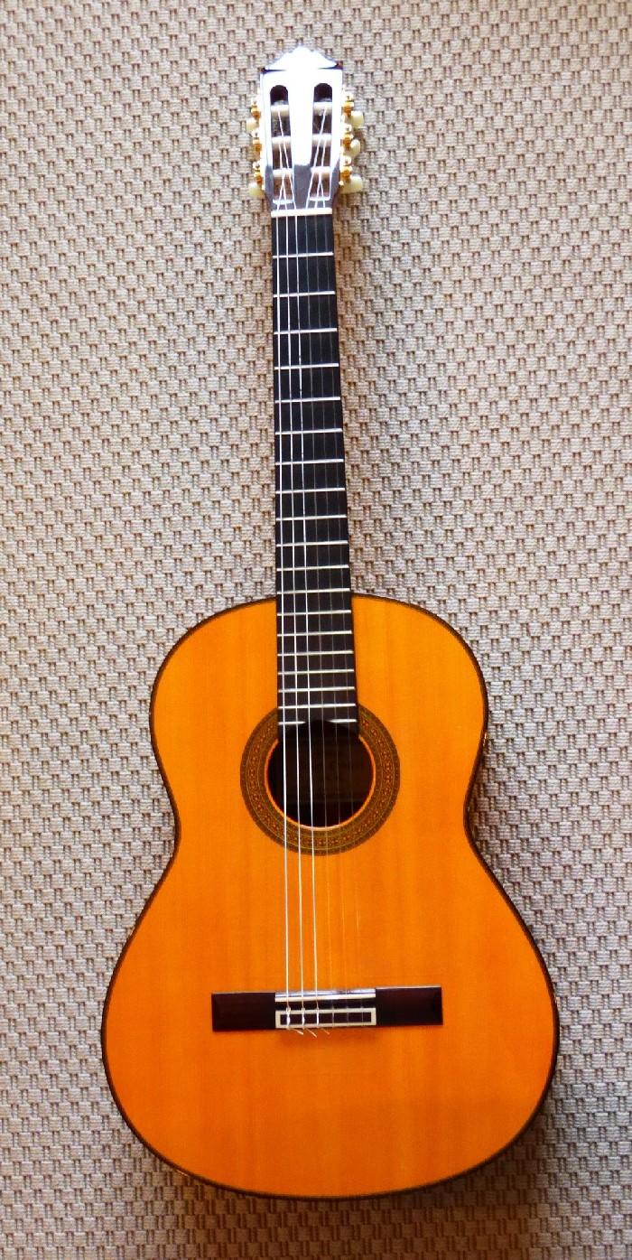 guitare classique yamaha grand concert gc 41 vendre. Black Bedroom Furniture Sets. Home Design Ideas
