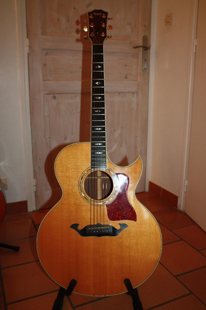guitare folk lectro acoustique taylor 815 c vendre. Black Bedroom Furniture Sets. Home Design Ideas