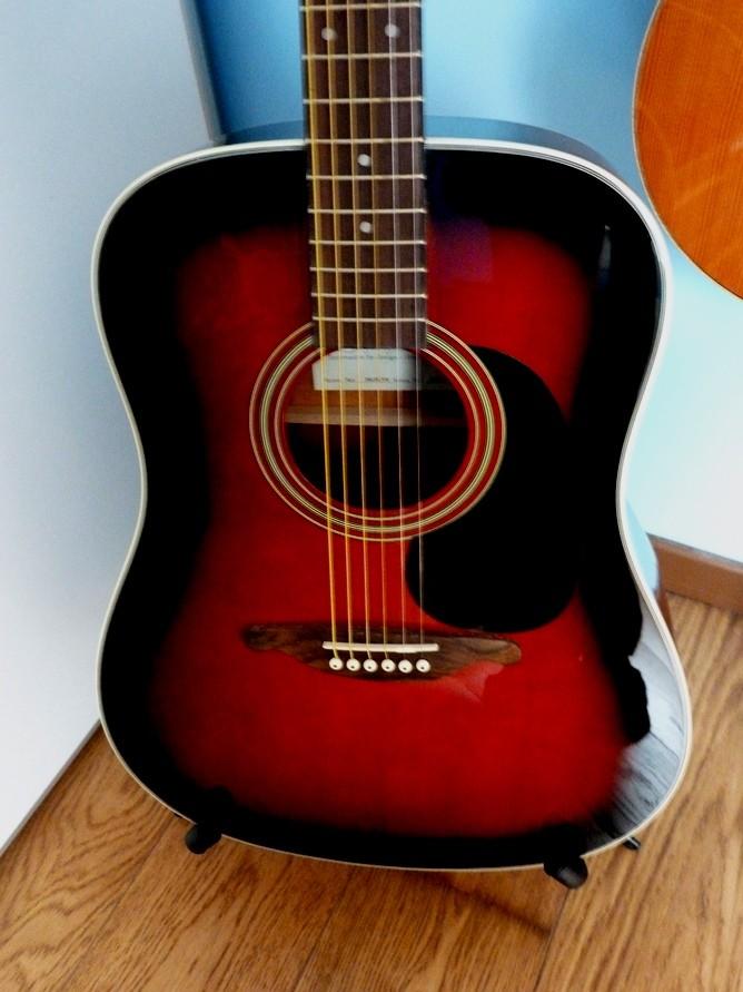 guitare folk acoustique vendre. Black Bedroom Furniture Sets. Home Design Ideas