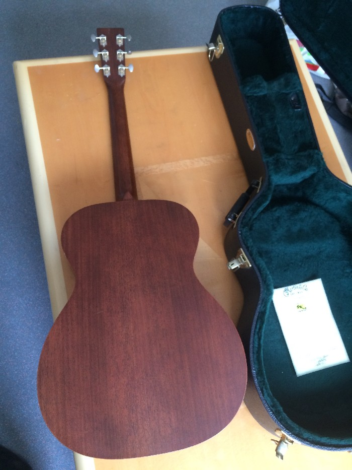 Acoustic Guitar Martin 00015m For Sale