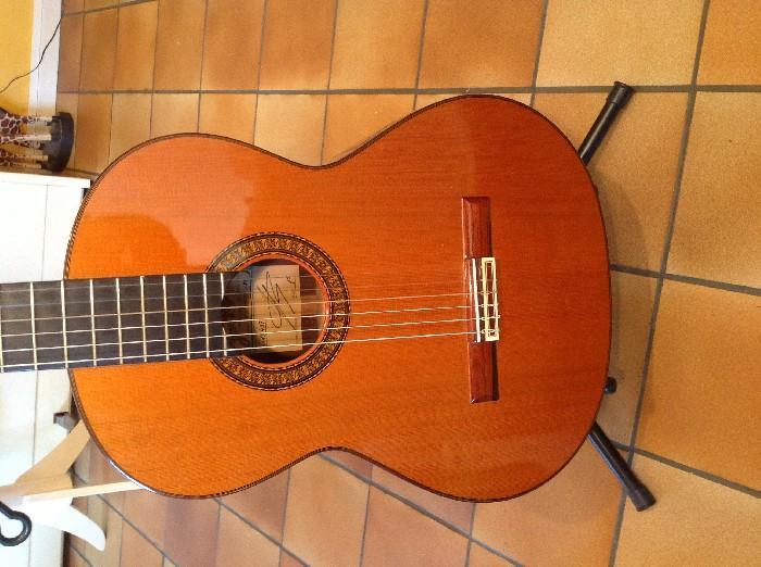 guitare classique ramirez