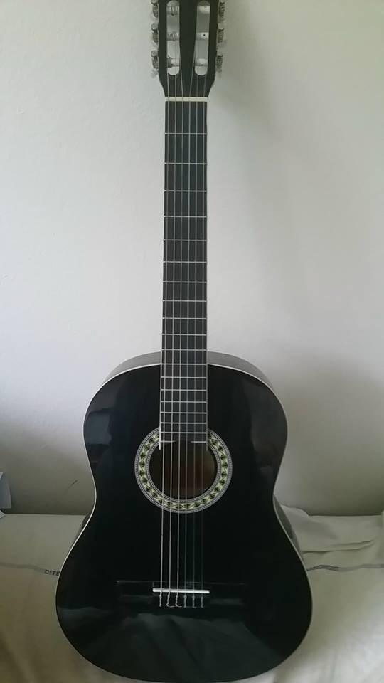 guitare classique stagg c542 bk