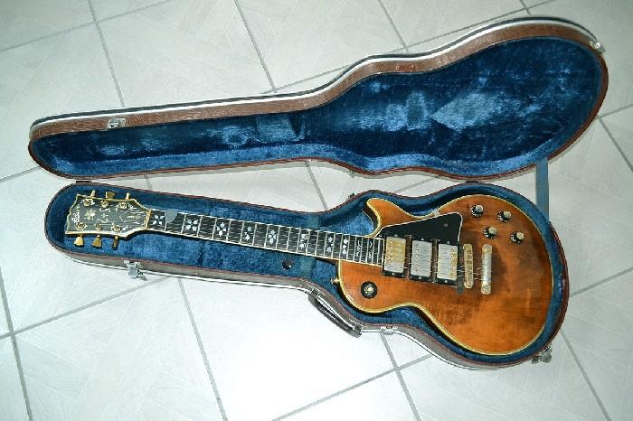 guitare lectrique solid body gibson les paul artisan vendre. Black Bedroom Furniture Sets. Home Design Ideas