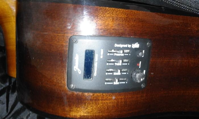 electro acoustic guitar jasmine for sale. Black Bedroom Furniture Sets. Home Design Ideas