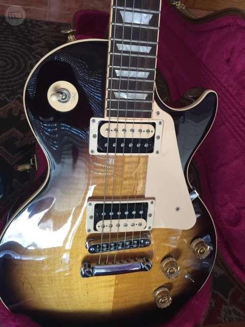 guitare lectrique solid body gibson les paul vendre. Black Bedroom Furniture Sets. Home Design Ideas