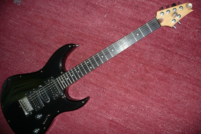 guitare electrique yamaha rgx