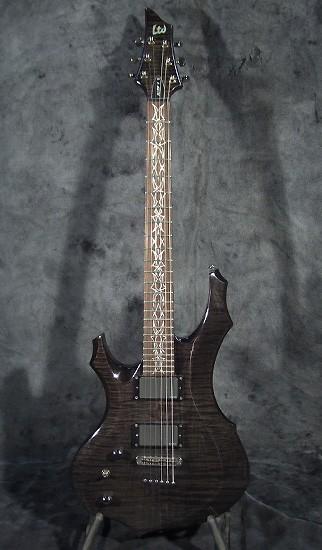 guitare lectrique solid body ltd f400 fm vendre. Black Bedroom Furniture Sets. Home Design Ideas