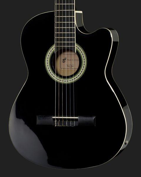 basse lectro acoustique harley benton cg200ce bk vendre. Black Bedroom Furniture Sets. Home Design Ideas