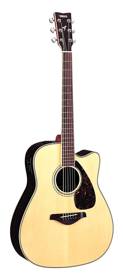 guitare folk lectro acoustique yamaha fgx 730 sc vendre. Black Bedroom Furniture Sets. Home Design Ideas