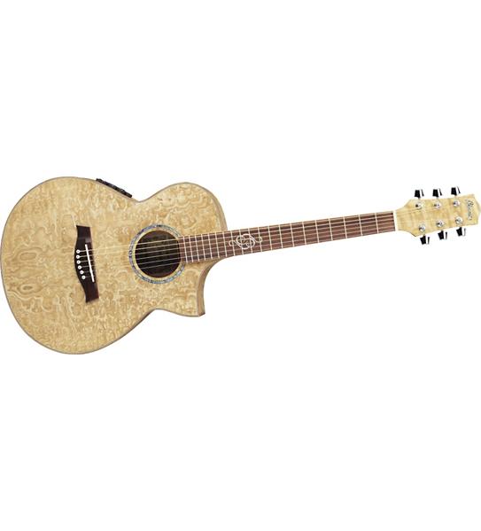 guitare folk lectro acoustique ibanez ewc30aserlg bois. Black Bedroom Furniture Sets. Home Design Ideas