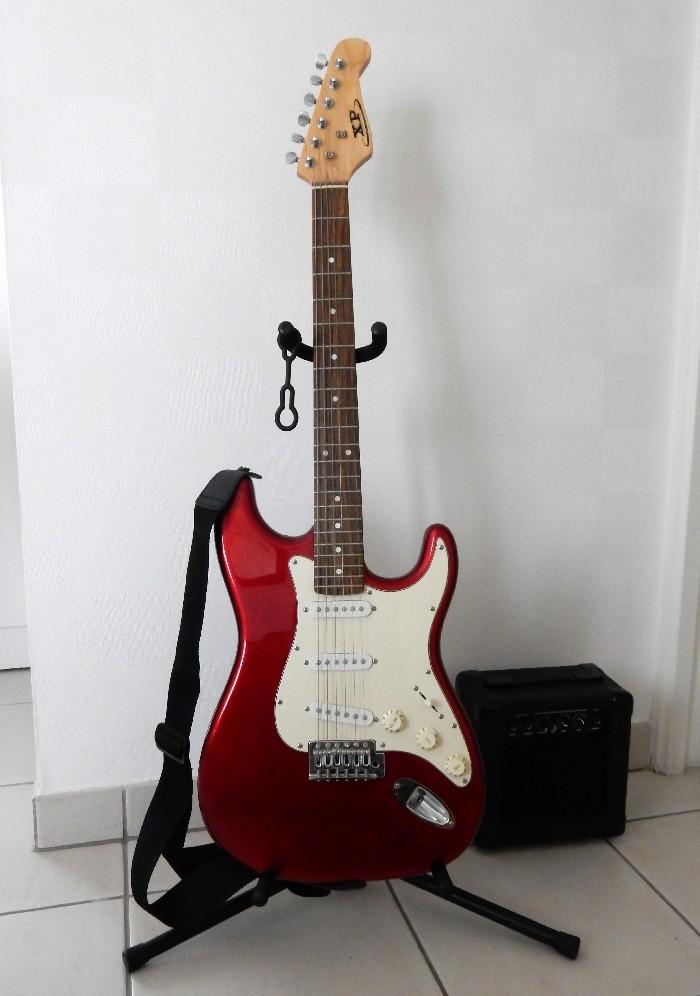 guitare electrique xp