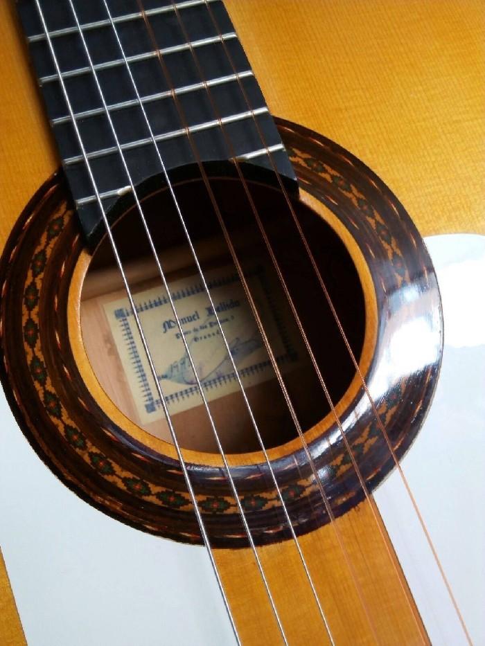 guitare classique guitare flamenca manuel bellido vendre. Black Bedroom Furniture Sets. Home Design Ideas