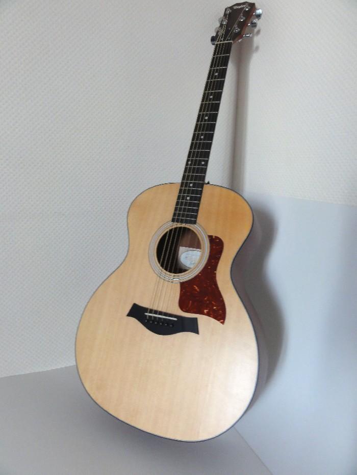 guitare folk lectro acoustique taylor 114e vendre. Black Bedroom Furniture Sets. Home Design Ideas