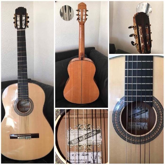 guitare classique flamenca passion vendre. Black Bedroom Furniture Sets. Home Design Ideas