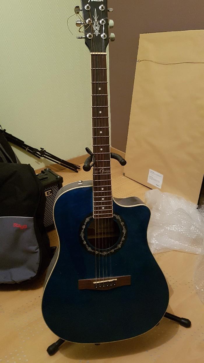 guitare acoustique fender occasion