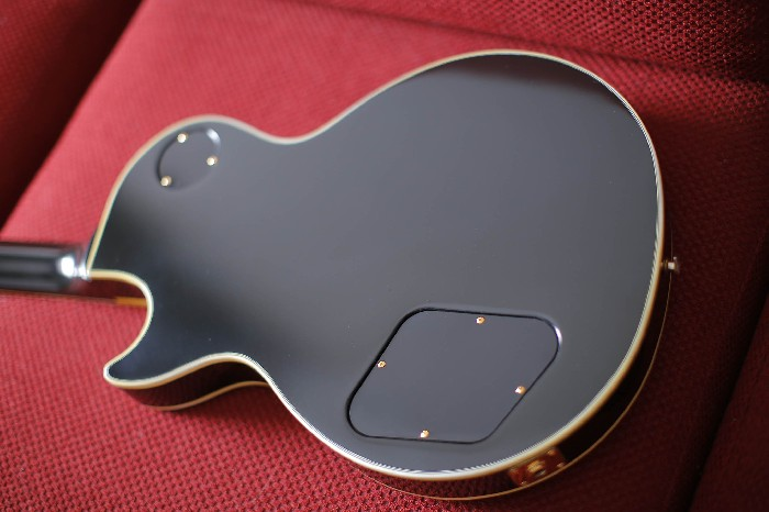 Gitarre elektrische solid body Gibson LES PAUL CUSTOM 3 PICKUP zu ...