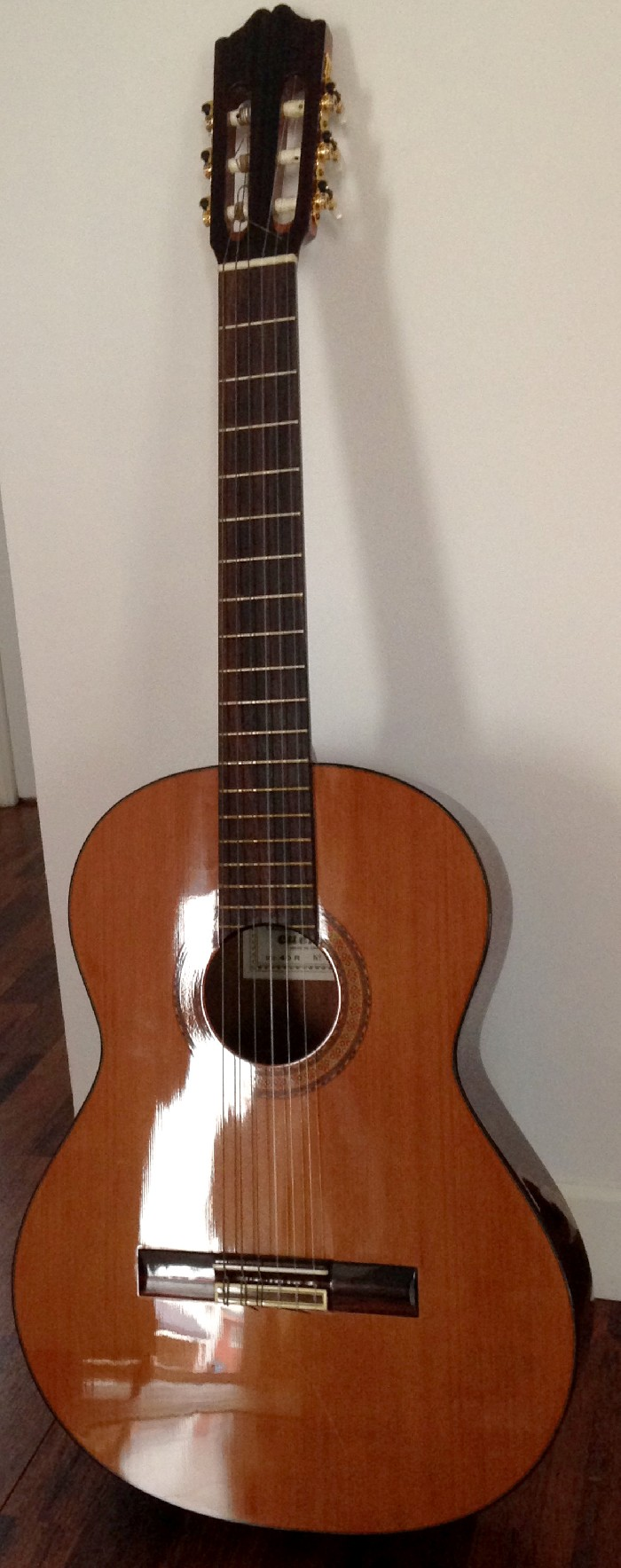 guitare classique 40r vendre. Black Bedroom Furniture Sets. Home Design Ideas